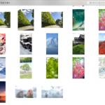 iPhone 写真をMacにコピー保存する